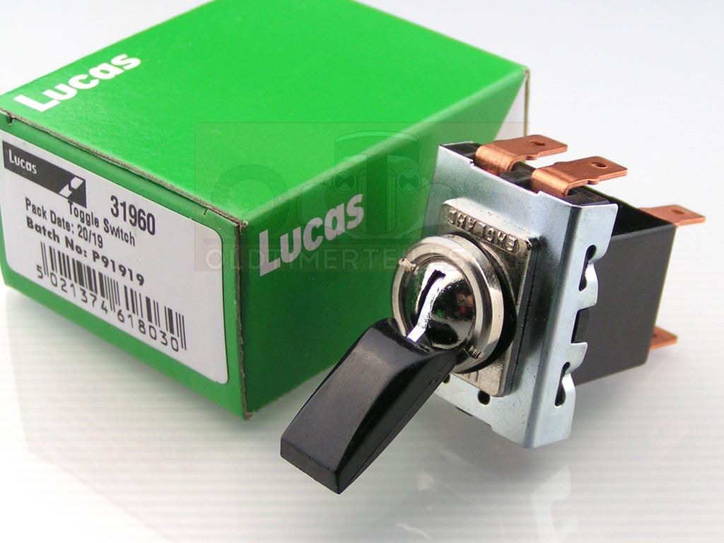 LUCAS Jaguar Kippschalter