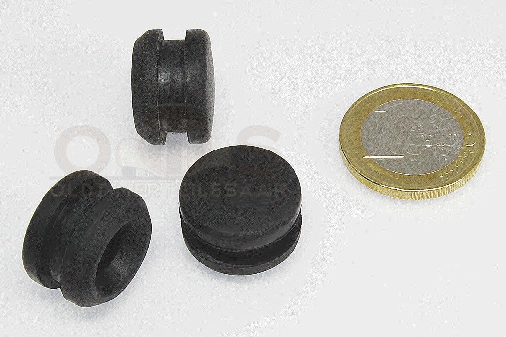Karosseriestopfen für 14,5 mm Blechöffnung TPE