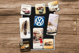 VW Käfer Classic Magnet-Set 9-tlg