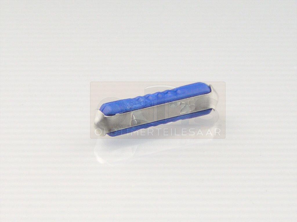 Sicherungen Schmelz-Sicherung  Schmelzstreifen-Sicherung Sicherung 5 bis 25 A