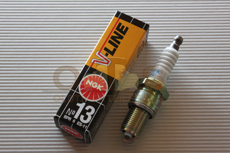 NGK V-Line Nr.13 Zündkerze 4824 BPR6ES-11