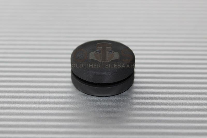 Karosseriemembran für 11 mm Blechöffnung, TPE