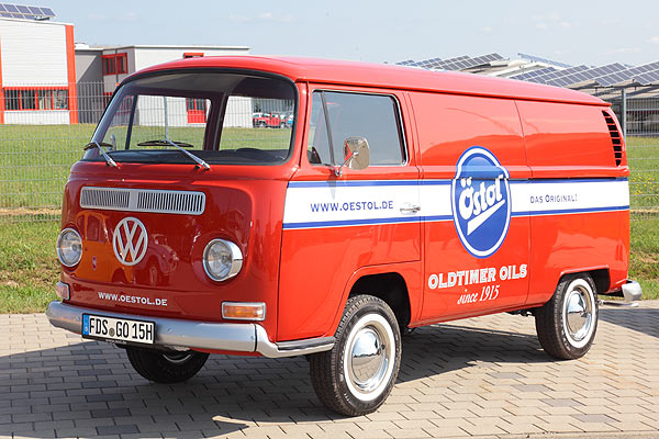 �stol VW Bus T2a