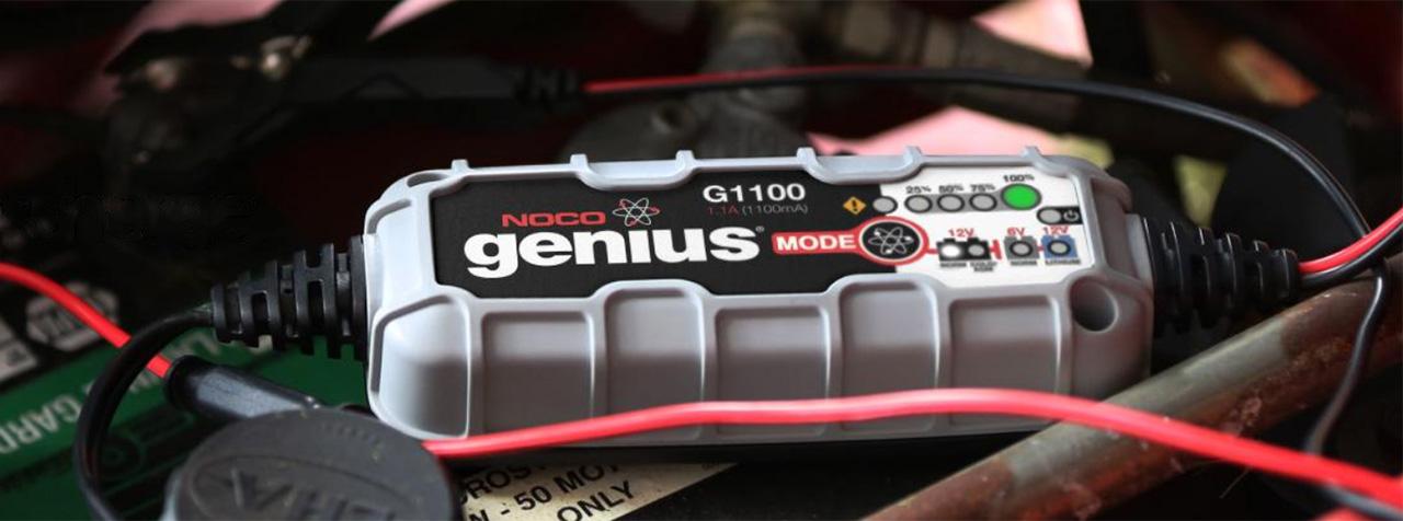 NOCO Genius Multifunktions-Ladegerät G1100