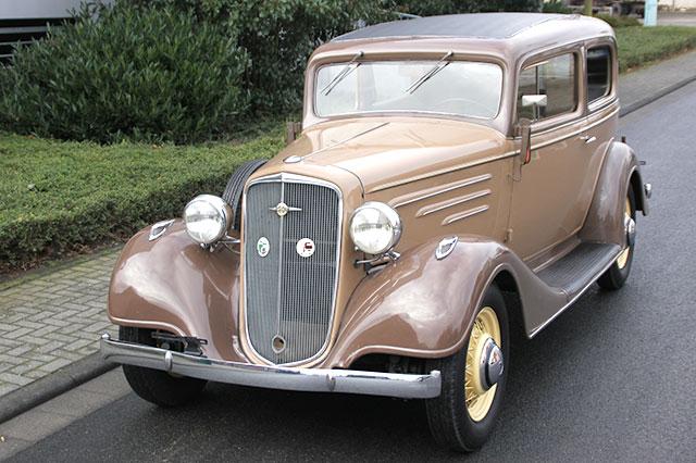 1934 Chevrolet 2-door Sedan zu verkaufen